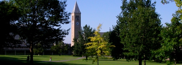 Cornell University McGraw Tower.