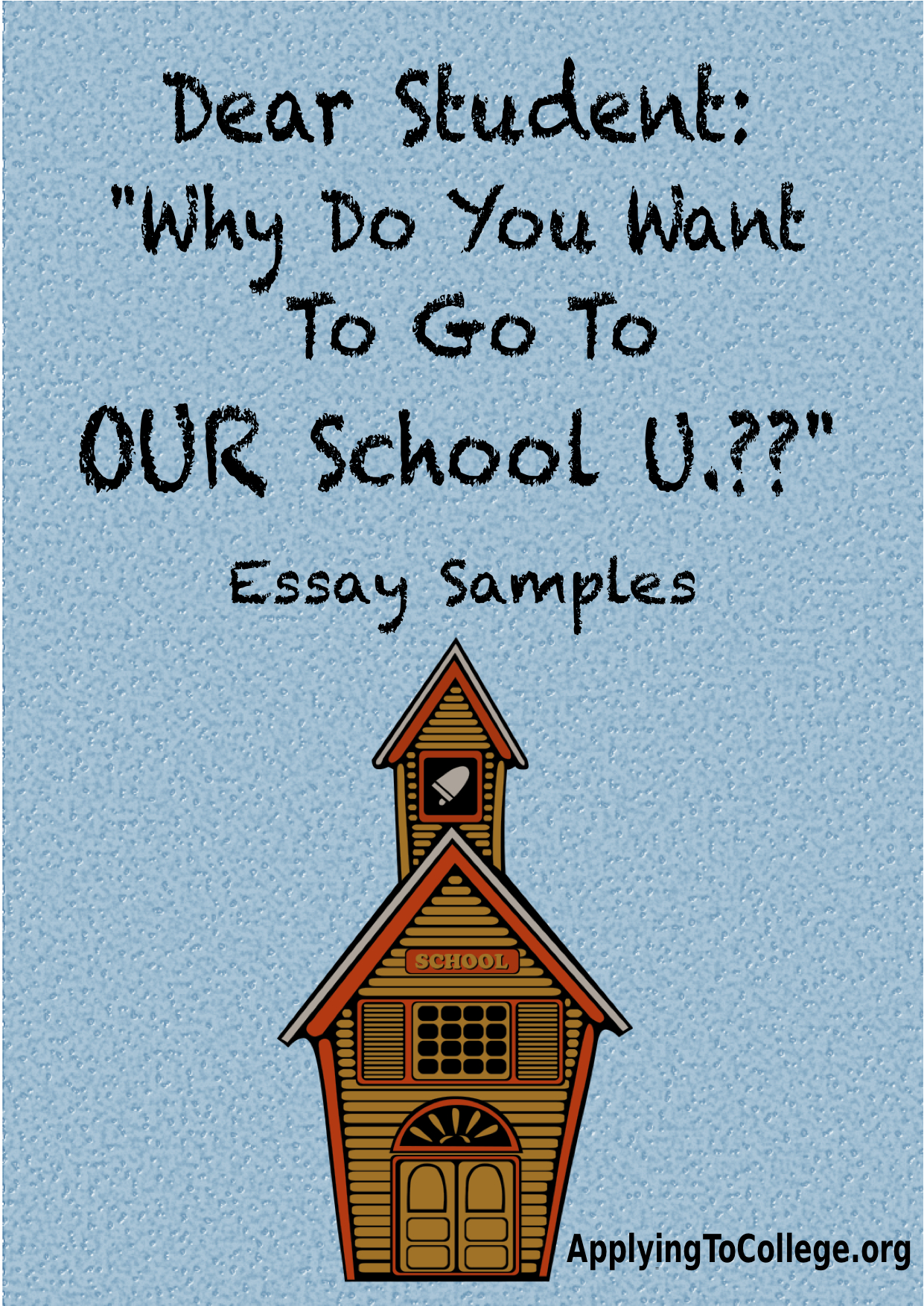 Write an Essay on Your School