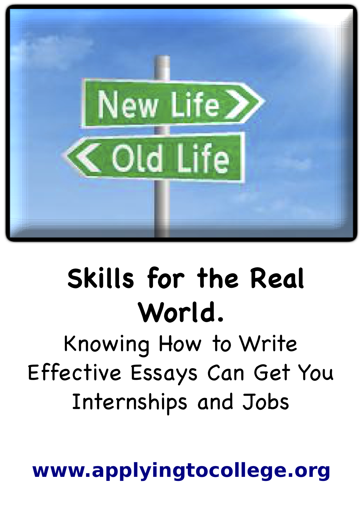 essays on skills for a job Application questionnaires, essays and other materials your federal resume is an important part of the application process, but it's not the only step toward getting a federal job.