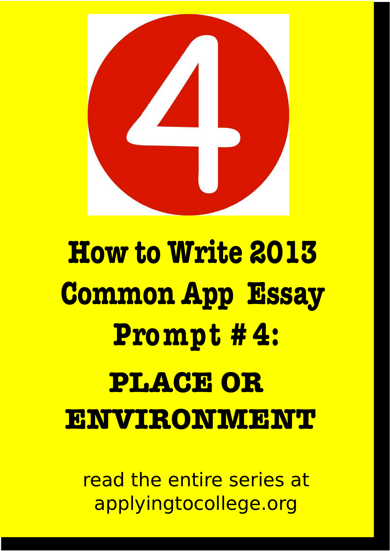The common app essay - Essays at clinicadramariatabares.com