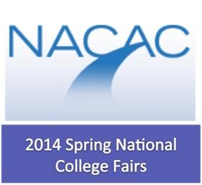 2014 college fairs spring