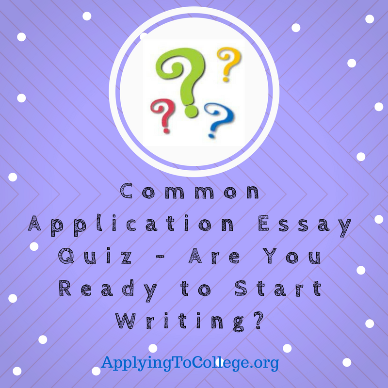 common essay for college applications Writing the common application essay can be tough check out our 6 simple, effective tricks and strategies to guide you through the essay-writing process.