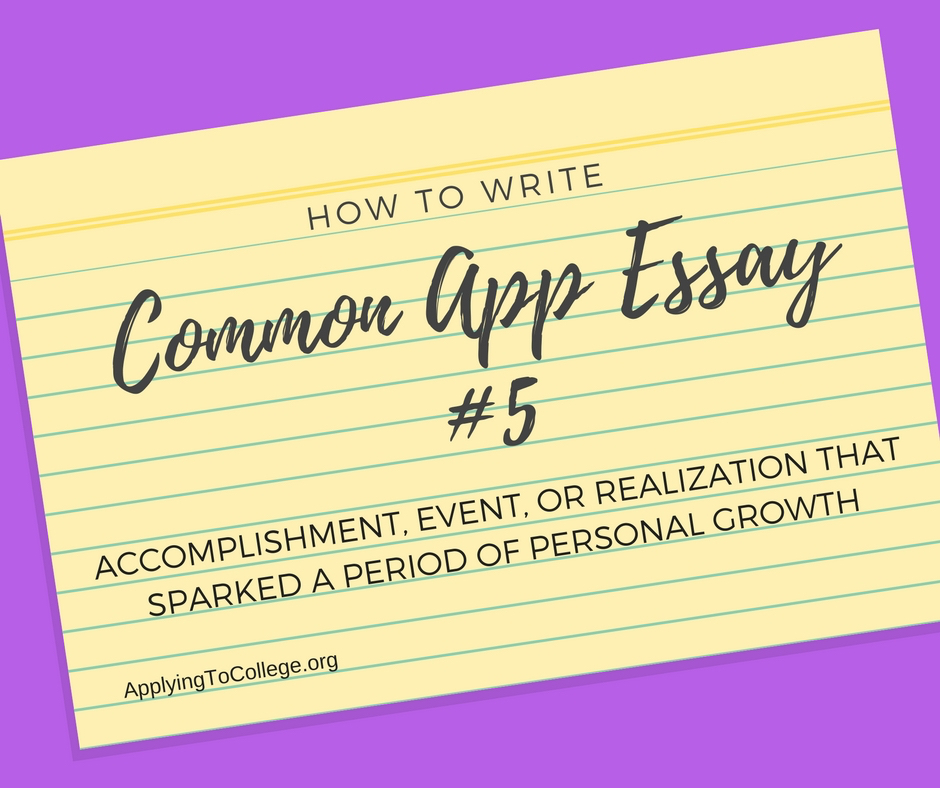 event essay Read and learn for free about the following article: sample essay 2 with  to  enter a specific field or college, an event in your life that helped shape you, or  other.